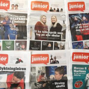 Framtida Junior Kvadrat