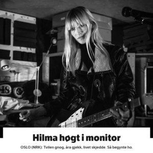 Hilma Hogt I Monitor