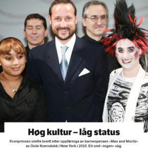 Hog Kultur Laag Status