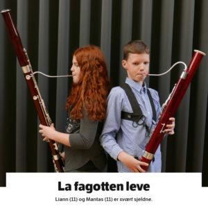 La Fagotten Leve