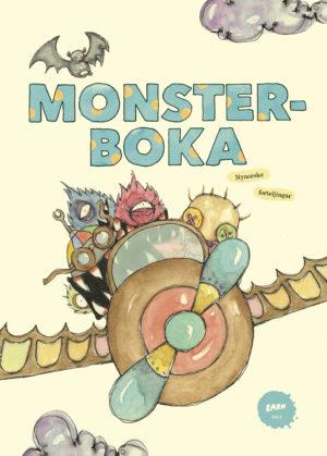 Monsterboka Stort