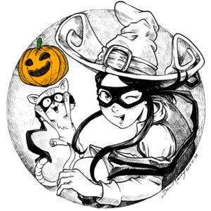 Pepar Halloween