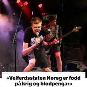 Velferdsstaten Noreg