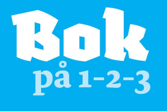 Bok Paa 123 Kvadratisk