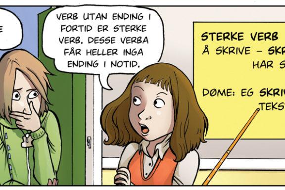Sterke verb