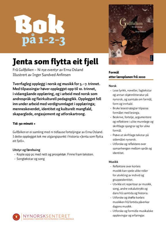 Bok paa 123 Gullfalken 1