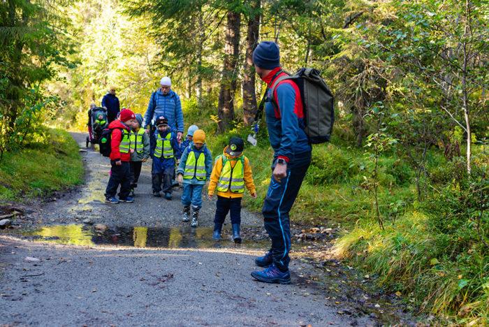 Ila barnehage Skogtur Agnetes bilder 610 5786 til nettside