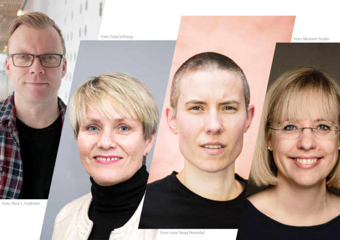 Innleiarar Nynorskkonferansen 2019