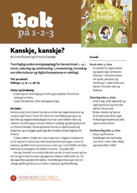 Bok paa 123 Kanskje